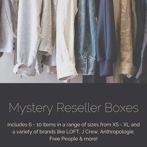 Reseller Mystery Box!!